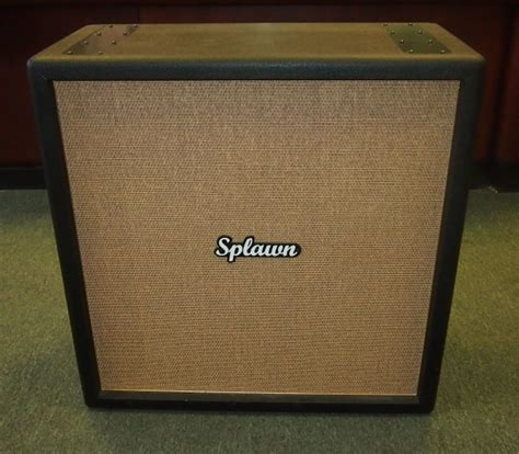 splawn 4x12 guitar cab cabinet block big block
