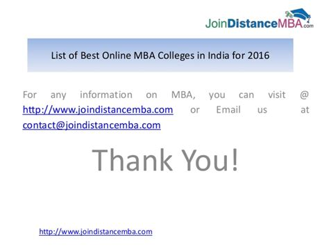 Top Mba Universities In India Distance Learning by List Of Best Mba Colleges In India For 2016