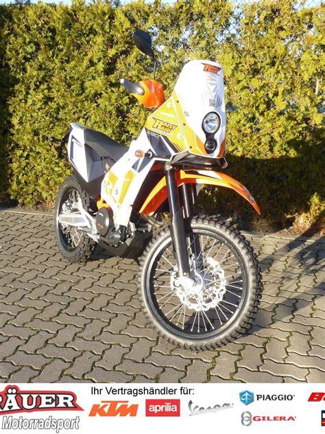Ktm Motorräder Enduro by Umgebautes Motorrad Ktm 690 Enduro R Von Br 228 Uer