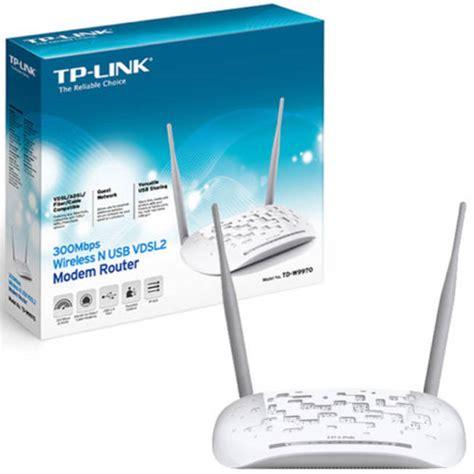 Modem Usb Wifi Tp Link tp link 300mbps wireless n usb vdsl2 modem router rapid pcs