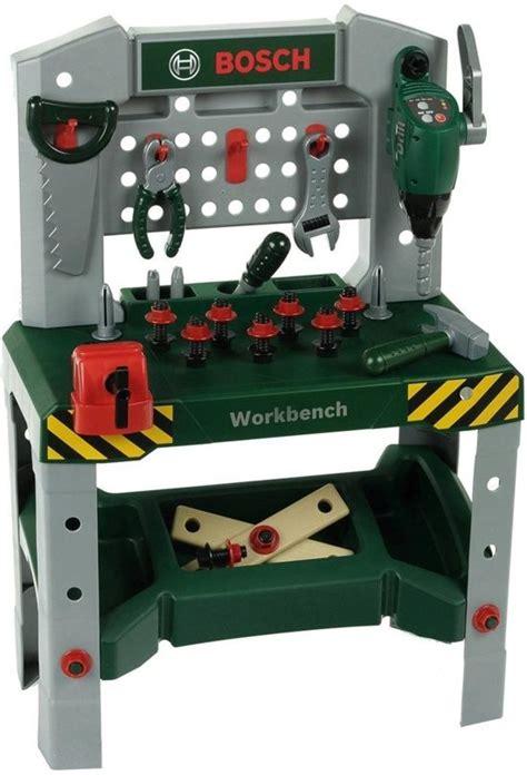 speelgoed werkbank bol bosch speelgoed werkbank inclusief 34