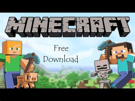 how to download minecraft for free on windows pc full how to download minecraft for free in pc windows 7 8 10