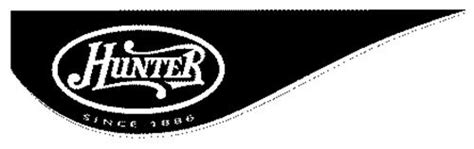 hunter fan company memphis tn 38114 hunter since 1886 trademark of hunter fan company serial