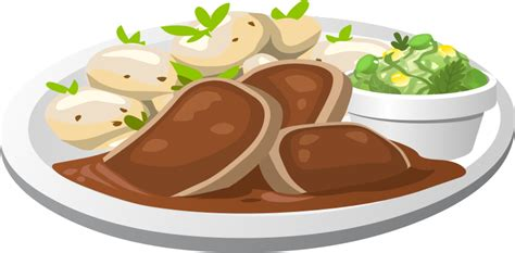 Plate Of Food Clipart free food plate clip