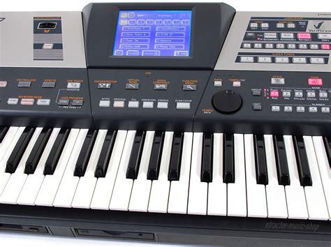Keyboard Roland Va 7 Roland Va 7 Va7 Version 2 Entertainer Keyboard Gew 196 Hr