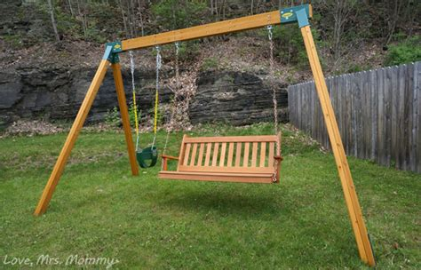 eastern swing love mrs mommy backyard fun with eastern jungle gym s