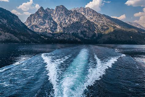 winter park boat tour youtube scenic cruises jenny lake grand teton national park