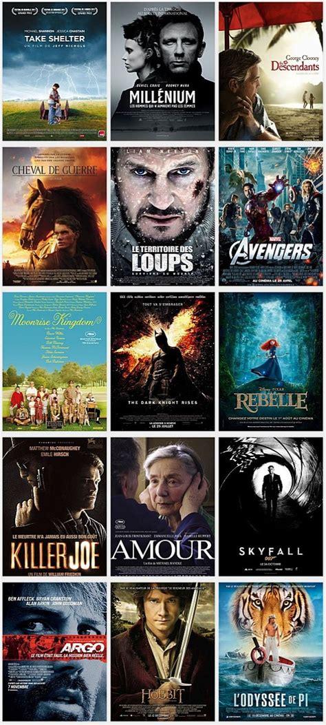 film action les meilleurs geowards 2012 quel est le meilleur film de 2012
