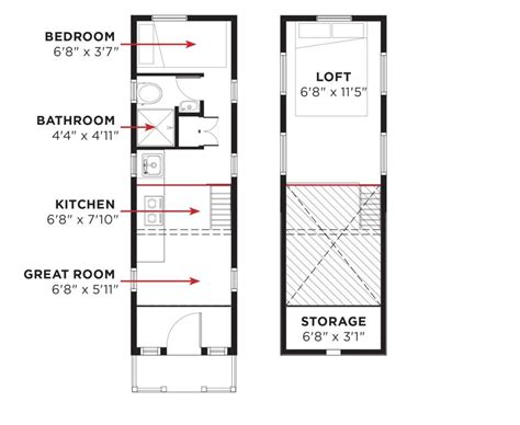 tumbleweed tiny house floor plans kat s pins pinterest elm tiny houses house and tumbleweed house