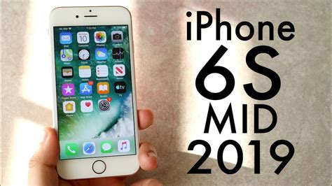 iphone   mid  ios  review youtube