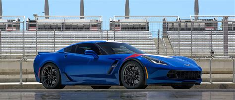 2017 Chevy Corvette Stingray by The 2017 Chevrolet Corvette Stingray Grand Sport