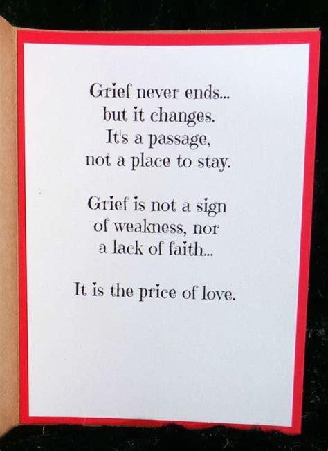 Handmade Sympathy Cards Verses - 25 best ideas about handmade sympathy cards on