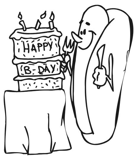 happy birthday puppy coloring pages happy birthday coloring pages to print az coloring pages