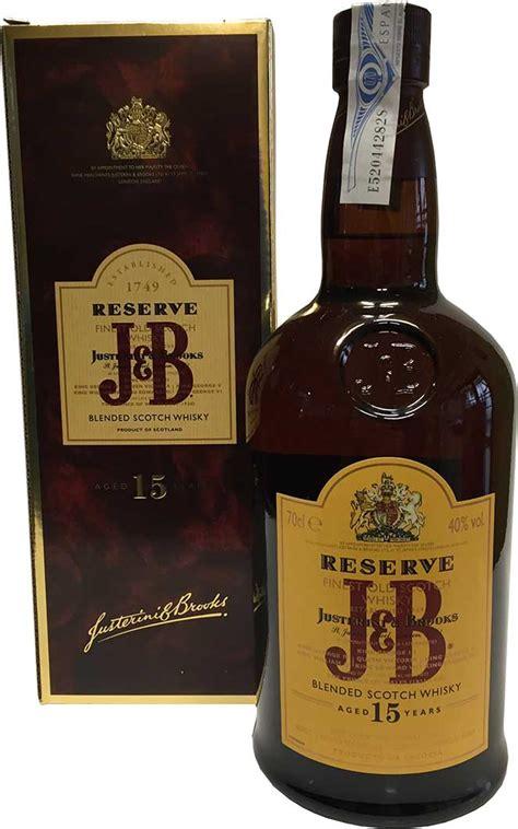 Minimo Jb jb reserva 15 a 241 os comprar whisky whisky escoc 233 s