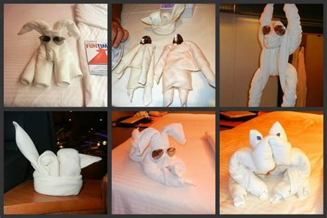 Towel Origami Book - 17 best images about towel folding on