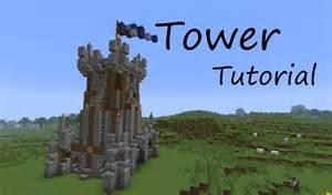 minecraft tutorial outpost tower