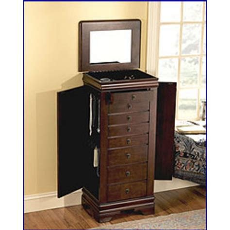 powell louis philippe jewelry armoire powell louis philippe jewelry armoire free shipping