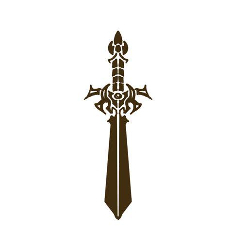 sword cross tattoo my idea but i need help