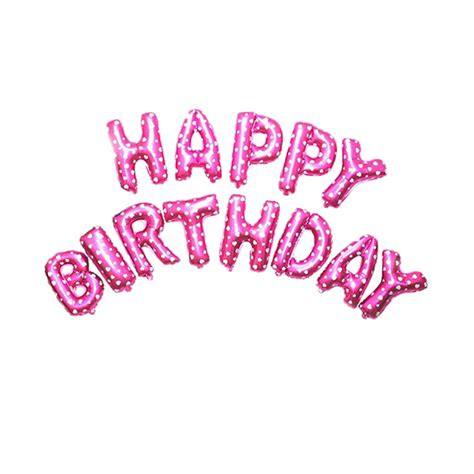 jual sjq foil balon huruf happy birthday harga
