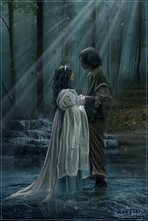 beren and lthien beren and luthien by iardacil on