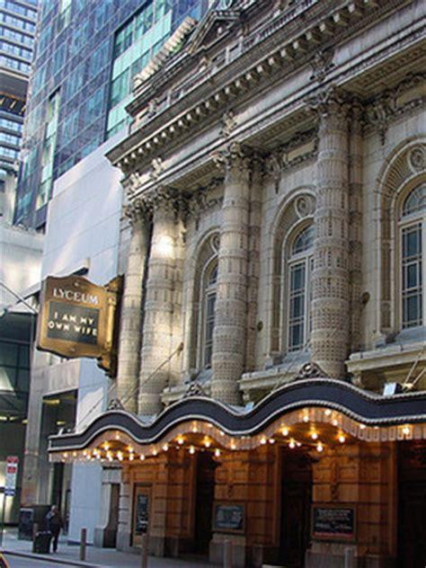 lyceum theater  york ny  christmas carol