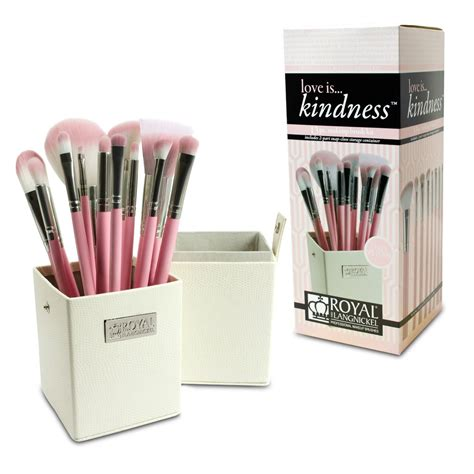 Kkw By Cosmetik Isi 12pc 1 is kindness 12pc brush kit royal langnickel usa