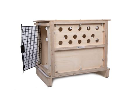 travel crate iata cr82 crate custom wood pet travel crate 350