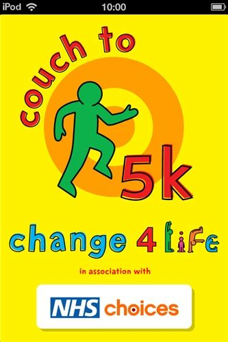 nhs choices couch to 5k app our couch to 5k app is now live in itunes couch to 5k