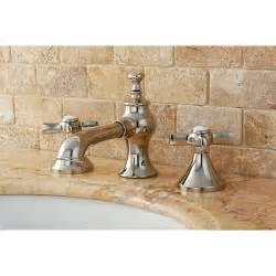 bathroom faucet fixtures french country polished nickel widespread bathroom faucet