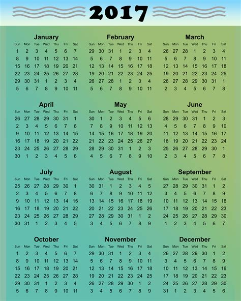 printable calendar 2017 download printable 2017 calendars 2018 2017 calendar printable