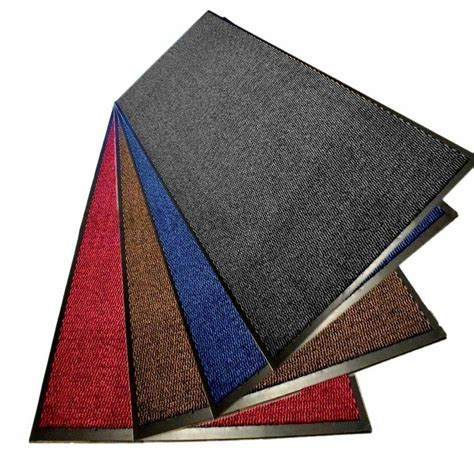 Cheap Rubber Mats by Large Medium Small Nonslip Barrier Mats Entrance Floor