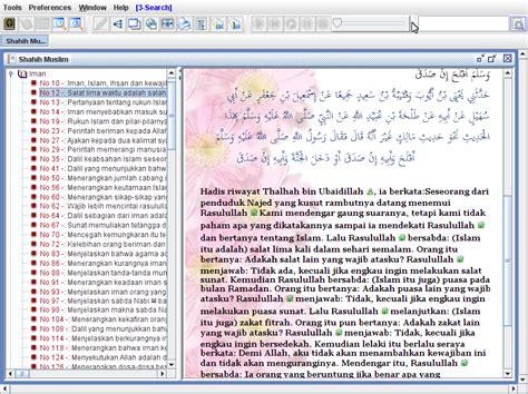 Hafalan Doa Dan Hadist 3 Bahasa Arab Indonesia Inggris Untuk Anak software al quran dan hadist islam nc