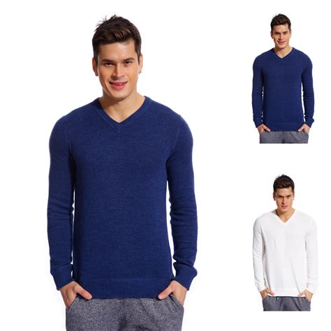 100 100 on neck 100 cotton v neck sweaters sweater