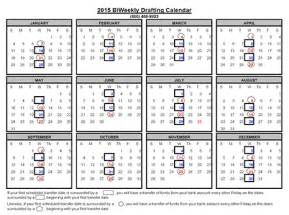 Bi Weekly Pay Calendar 2015 Search Results For Bi Weekly Pay Schedule 2015 In Excel