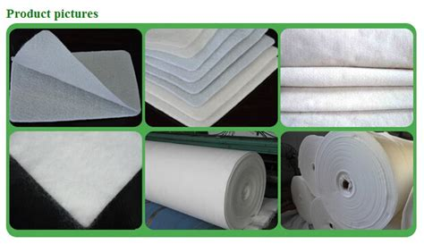 Landscape Fabric Thickness Astm Standard Non Woven Geotextile Filter Fabric Non Woven