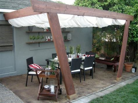 decorations nice hardwood pergola for diy outdoor canopy
