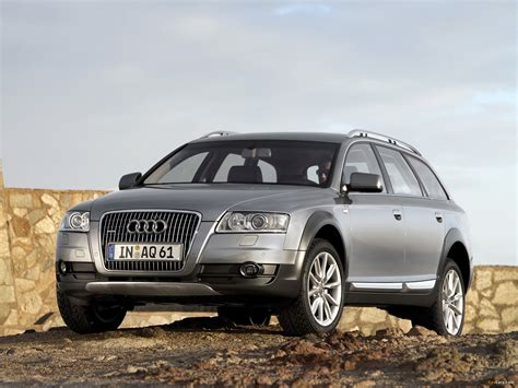 Photos of Audi A6 Allroad 4.2 quattro (4F,C6) 2006?08 (2048x1536)