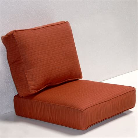 Patio Chair Seat Pads Seat Cushions For Patio Furniture Home Furniture Design