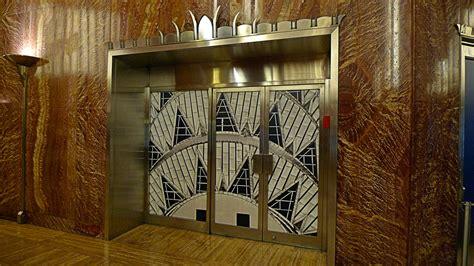 Chrysler Building Interior chrysler building interior door by duncjam via flickr