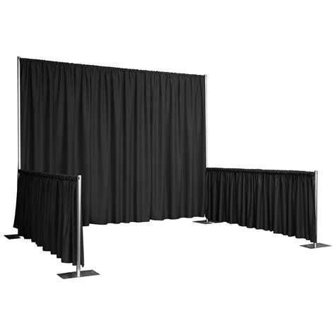 snape drape snap drape rpbdmar60119 blk 119 quot marquis backdrop w 4 5