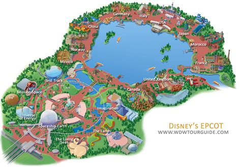 map of epcot epcot disney quotes quotesgram