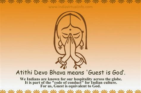 welcoming guests legacy of wisdom in indian culture why do we welcome guests