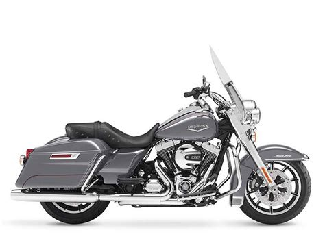 Harley Davidson White Silver 1 new 2016 harley davidson road king 174 motorcycles in rothschild wi stock number stocknumber