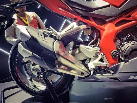 Knalpot Racing Honda New Cbr 250 Rr Spark Titan High Peforma 2017 honda cbr250rr review of specs features pictures