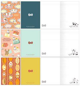 Notebook Anime Notebook Yuri On Victuri yuri on travel notebook sanrio collabo 2 anime hobbysearch anime goods store