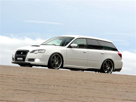 Photo Of Modified Jdm Legacy And Outback Subaru Legacy