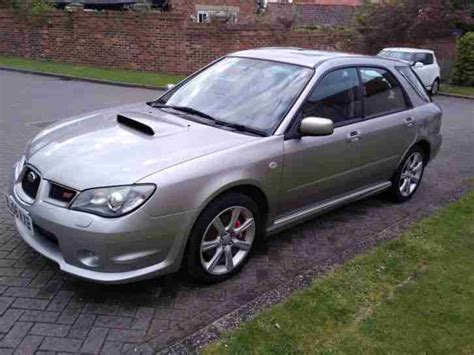 subaru hawkeye wagon subaru 2006 56 wrx 2 5 sl heated leather fsh hawkeye wagon