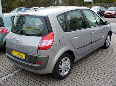 renault grand scenic 2007 2007 renault scenic ii pictures information and specs