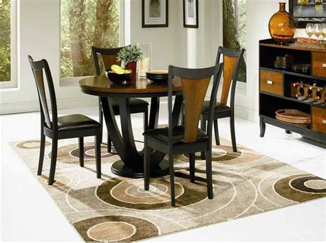 7 Great Places To Use Carpets In Your Home Bonito Designs Carpet For Dining Table