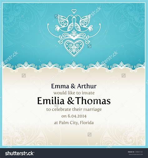 Wedding Invitation Card Design by Wedding Invitations Design Theruntime